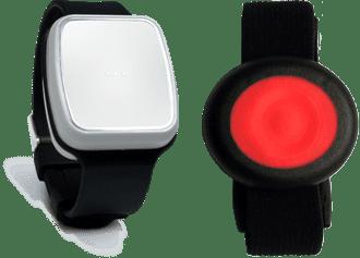 La téléassistance avec détecteur de chute ou émetteur