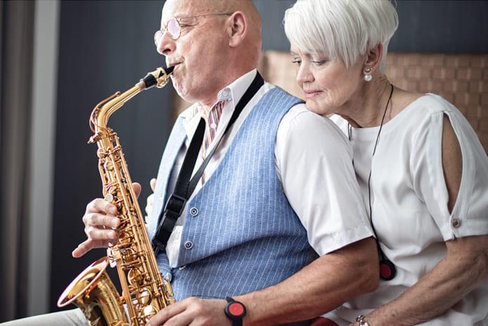 Téléassistance pour seniors