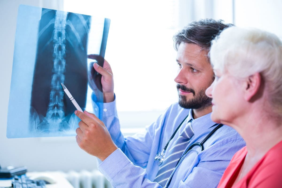 Fracture chez les personnes âgées