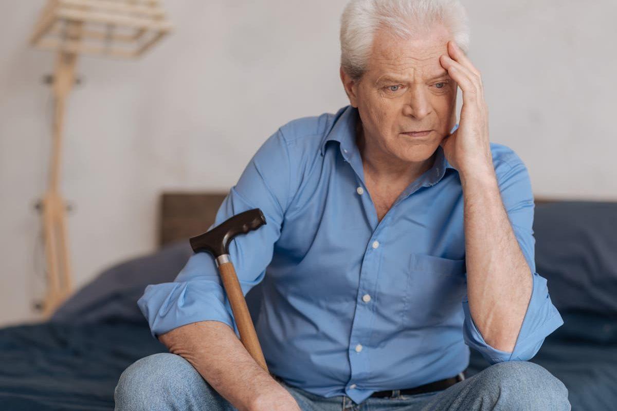 Perte de mémoire chez les personnes âgées