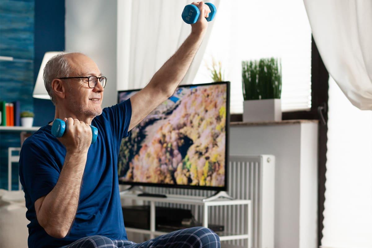 Pourquoi faire du renforcement musculaire pour les seniors ?